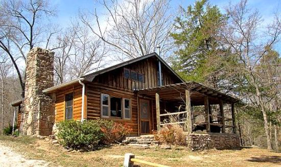 Marble Falls, AR: 1 BR Cabin 100 yards from lodge