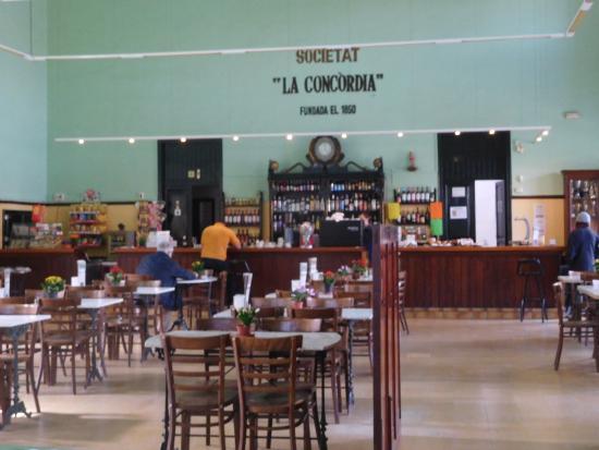 Societat la Concordia Cantallops