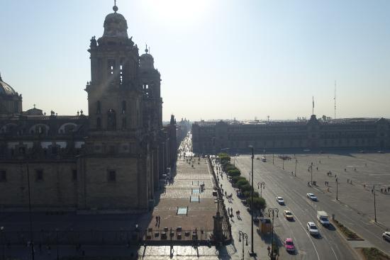 Vista Desde La Terraza Del Restaurante Picture Of El