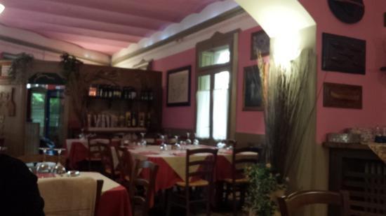 Maccagno, Italien: sala pranzo