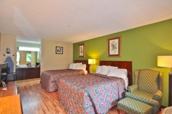 Country Hearth Inn & Suites Atlanta / Marietta and Banquet Hall: Deluxe Double