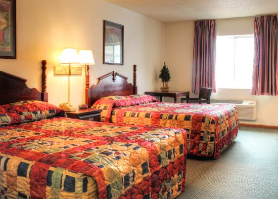 Aspen Inn: Room with 2 Queen Beds