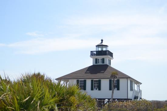 Boca Grande, FL: Old Historical Lighthouse
