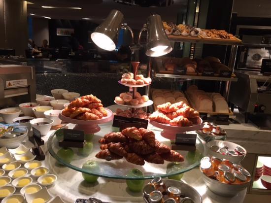 Breakfast Buffet Picture Of The Langham Hong Kong Hong