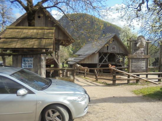 Studor, Eslovenia: the ranch