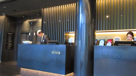 Breakfast Picture Of Olivia Balmes Hotel Barcelona