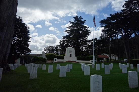 presidio dating The definitive guide to memorial day  (san francisco national cemetery in the presidio) the official san francisco memorial day  dating back to the.