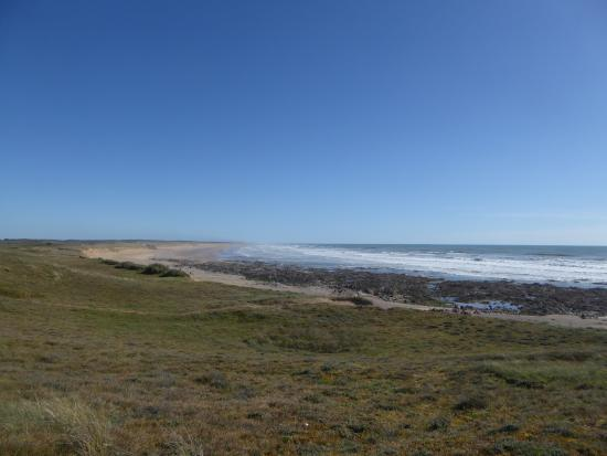 Normandeliere Beach