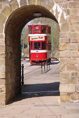 Matlock, UK: Leeds Tram