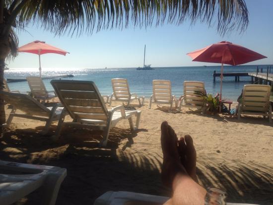 Bananarama Beach and Dive Resort-billede