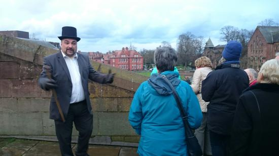 Chester Ghost Tours