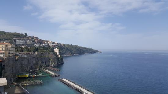 La terrazza di Sorrento - Foto di Costiera Sorrentina, Provincia di ...