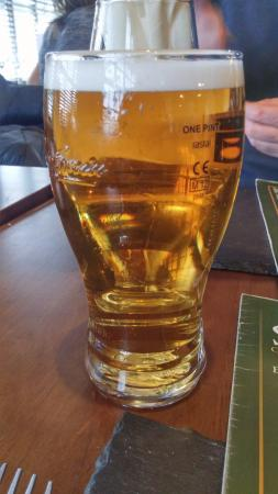 The Station Inn: ottima birra
