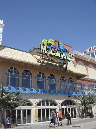 Margaritaville From The Boardwalk Picture Of