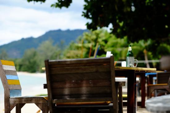 THINK & Retro Cafe Lipa Noi Photo
