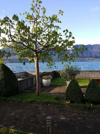 Hilterfingen, Suiza: Bellevue Au Lac