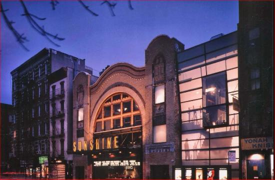 Landmark's Sunshine Cinema