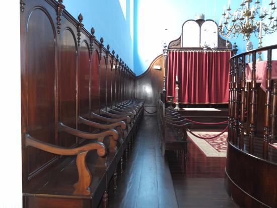 Sinagoga Shaar Hashamain