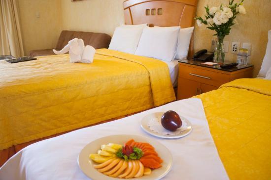 Hotel Puerta Del Sol: DOBLE