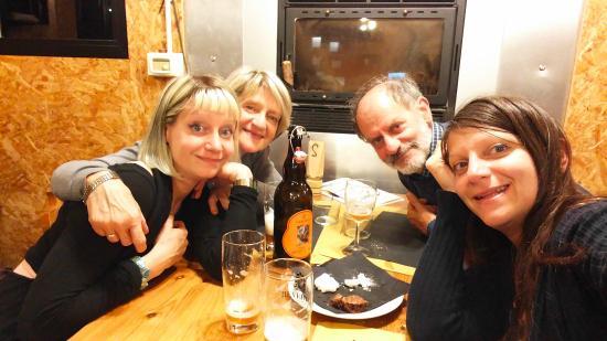 Agriturismo Sentiero Valtellina : i compleanni di famiglia si festeggiano qui!