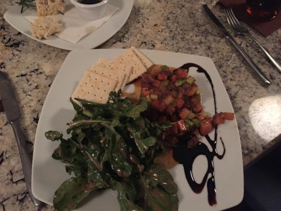 Restaurant 4: Tuna Tartare