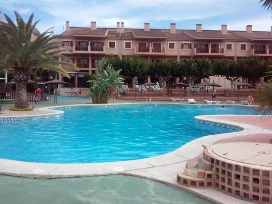 Albir Garden Resort: piscina exterior