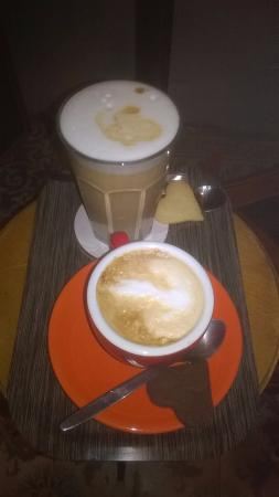 Caffenation: Coffee for two!