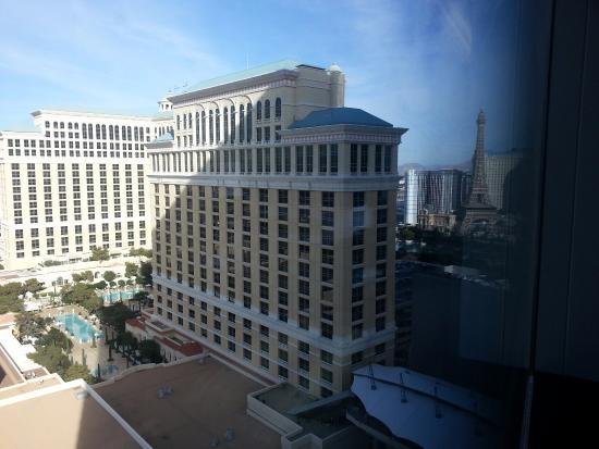 backside of hotel still offers glimpse of vegas strip picture of rh tripadvisor com
