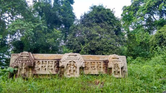 Deoparbat Ruins