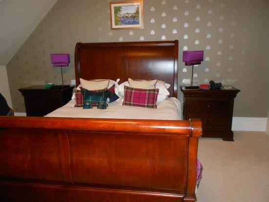 Banchory, UK: Beautiful bedroom