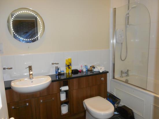 Banchory, UK: Bathroom