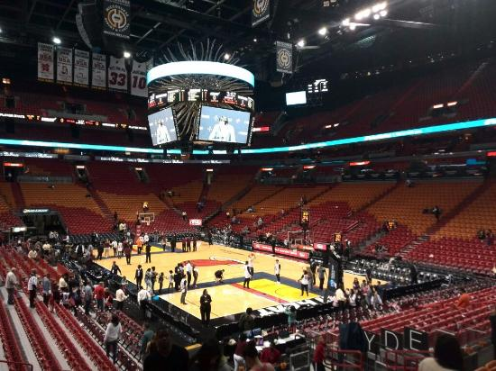Miami Airline Arena Picture Of American Airlines Arena