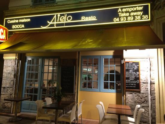 Aielo resto vous propose une cuisine maison d'ici et d'ailleurs à on