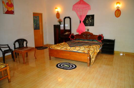 Samanala Guest House : Our very cute and clean room