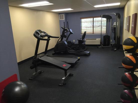 Days Inn & Suites Benton Harbor MI: Fitness Center