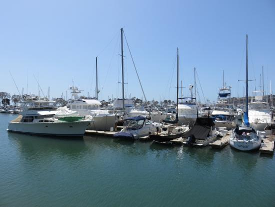 Dana Point, Kalifornien: Marina