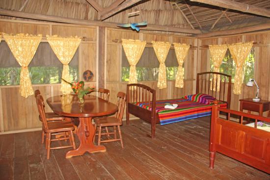 Sun Creek Lodge : Villa Parrot