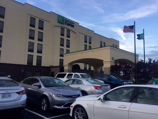 Holiday Inn Express Atlanta W (I-20) Douglasville: photo0.jpg