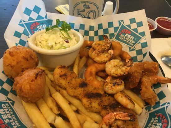 Sea Island Shrimp House San Antonio Tx