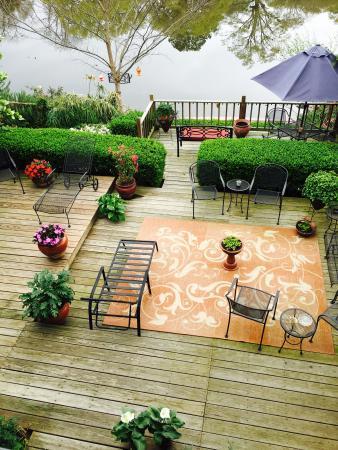Natchitoches, لويزيانا: Courtyard