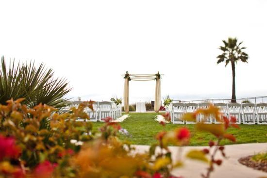 Dolphin Bay Resort & Spa: Wedding Archway
