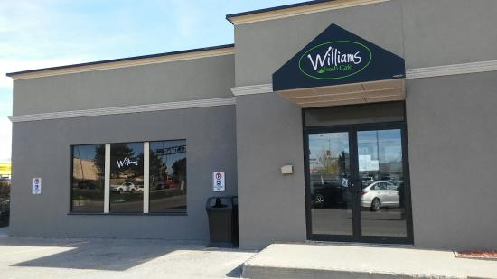 Williams Fresh Café