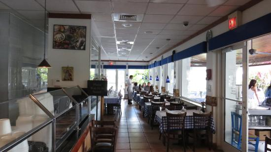 The Greek Island Grille