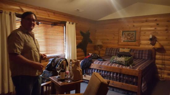 Sisters, Oregón: The Lodge Room