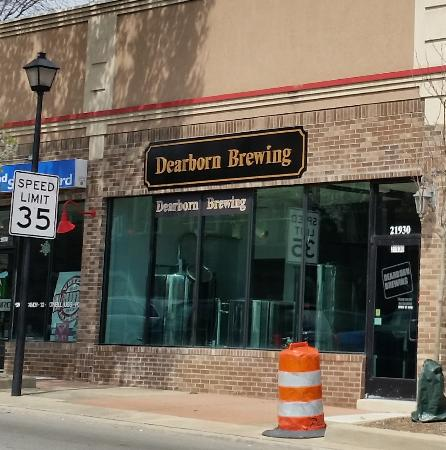 ‪Dearborn Brewing‬