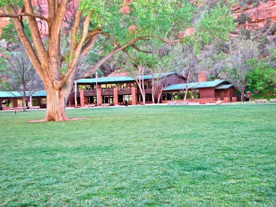 Springdale, UT: Lodge