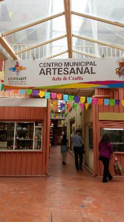 Centro Municipal de Artesanias