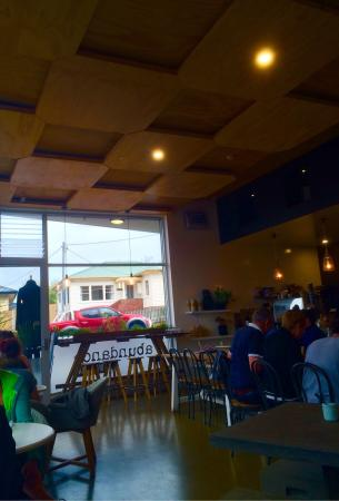 Bellerive, Australië: The inside of this beautiful cafe It was a rainy day so pics don't do this place justice.