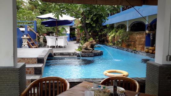 Matahari Tulamben Resort, Dive & SPA: The pool