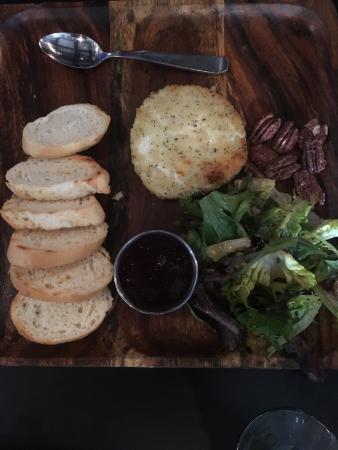 PRIME Social Kitchen: Goat cheese